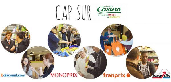 3e édition de l'opération « Cap sur Casino » : un nouveau succès !