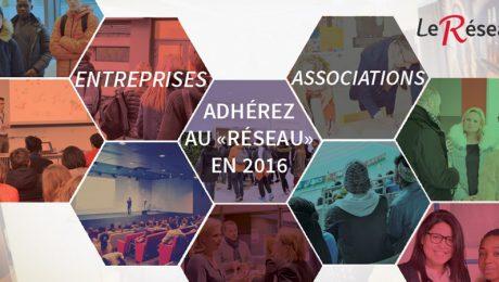"""10 bonnes raisons d'adhérer au """"Réseau"""" en 2016"""
