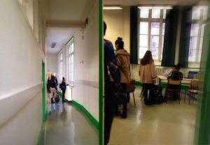 Forum des métiers au lycée Maria Deraismes
