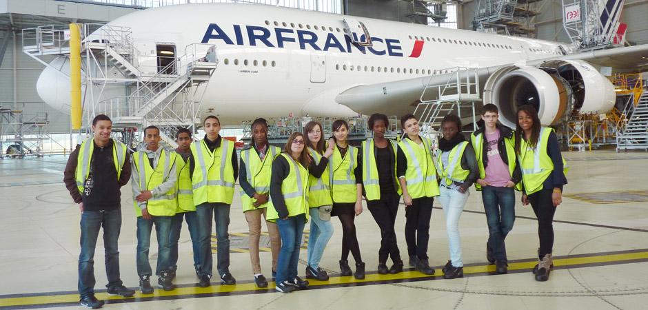 Action spécifique Open Air France - Le Réseau