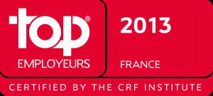 La RATP et la SNCF reçoivent le Label Top Employeur 2013