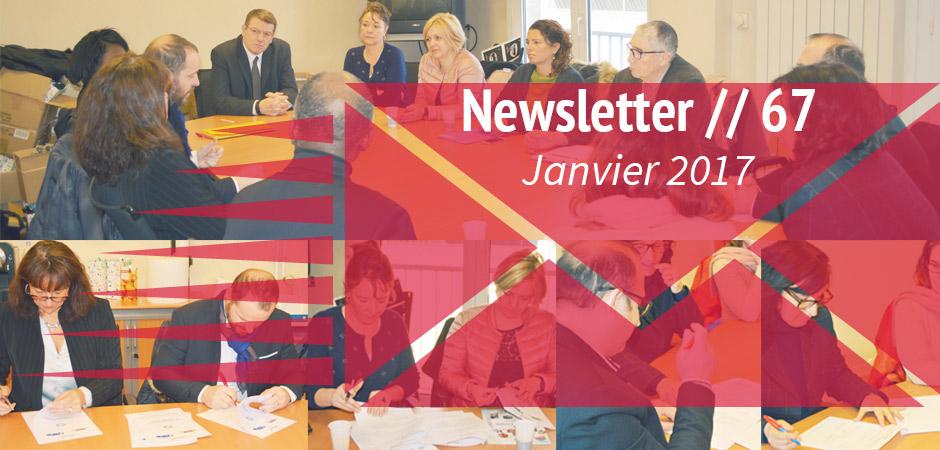 Newsletter Le Réseau