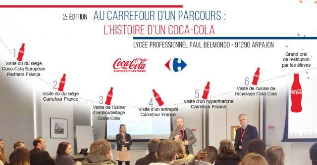 « Au Carrefour d'un parcours : l'histoire d'un Coca-Cola » - 2e édition