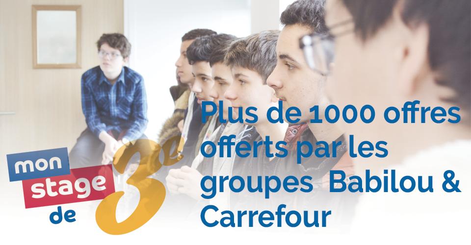 Babilou Carrefour