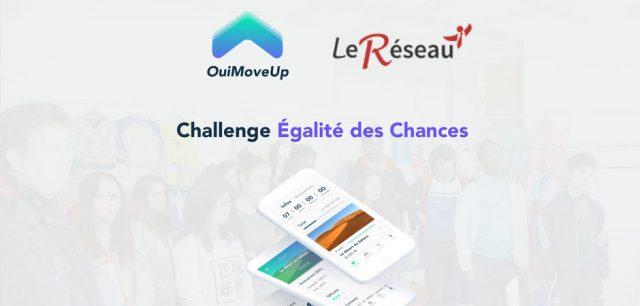3. Challenge OuiMoveUp-Le Re?seau