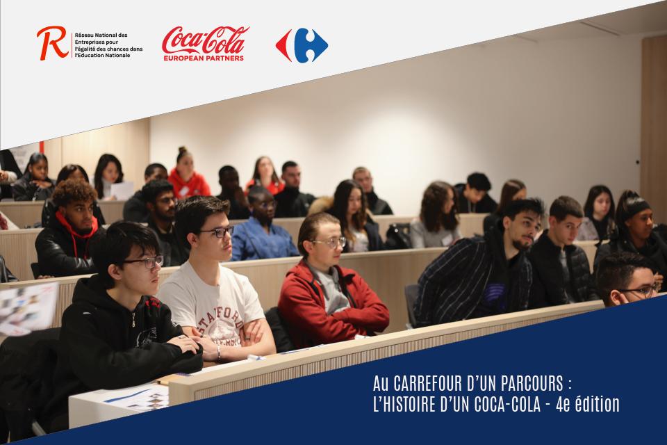 Au Carrefour d'un Parcours : L'histoire d'un Coca-cola 4e édition
