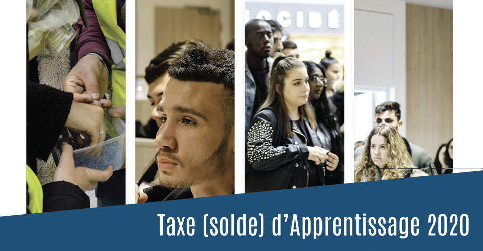 Taxe (solde) d'apprentissage 2020 – Bilan