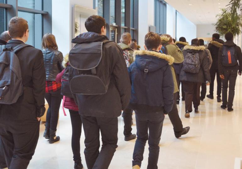 école-entreprise - Le Réseau