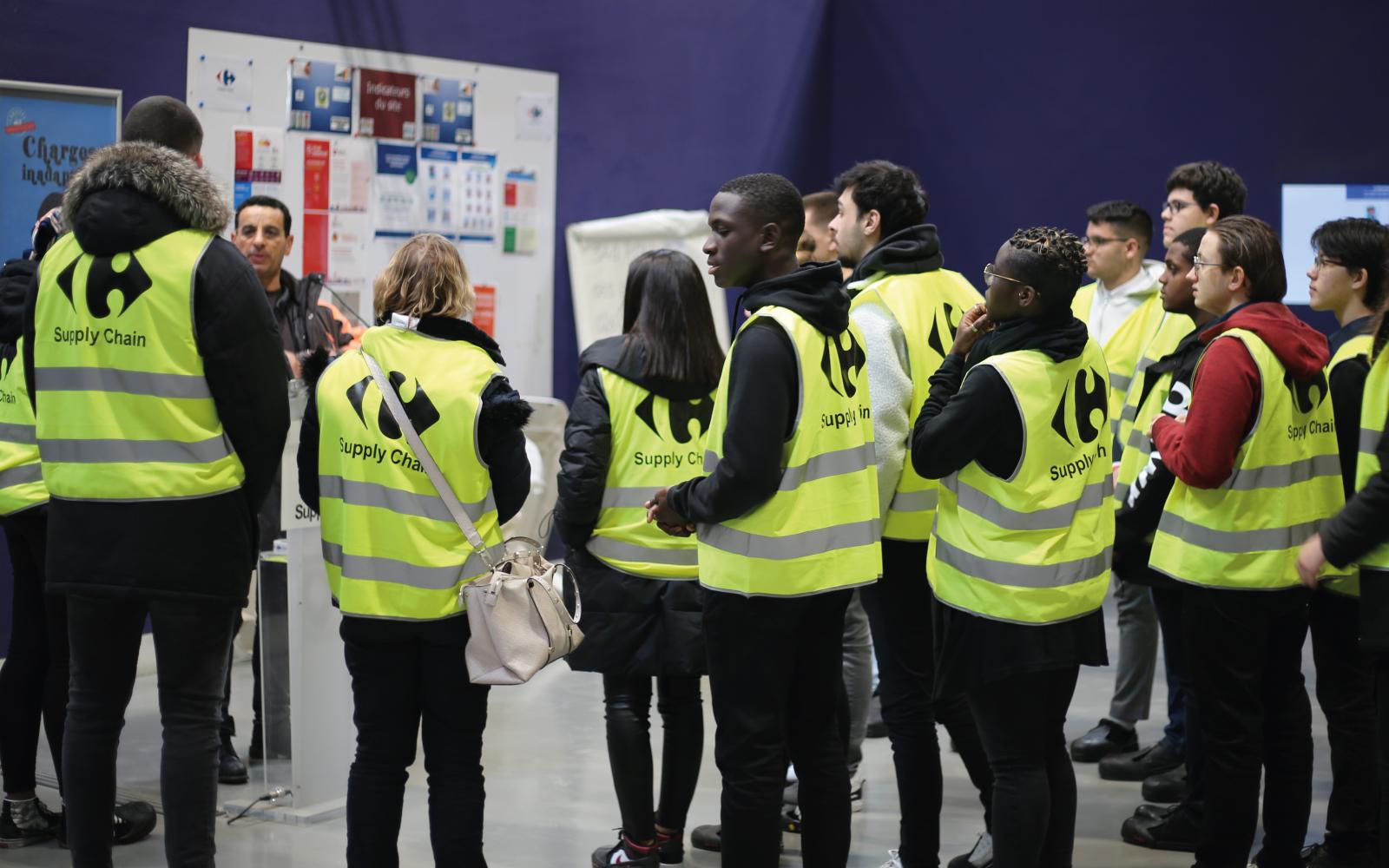 Engagements Carrefour France en faveur des Jeunes & de l'Égalité des chances