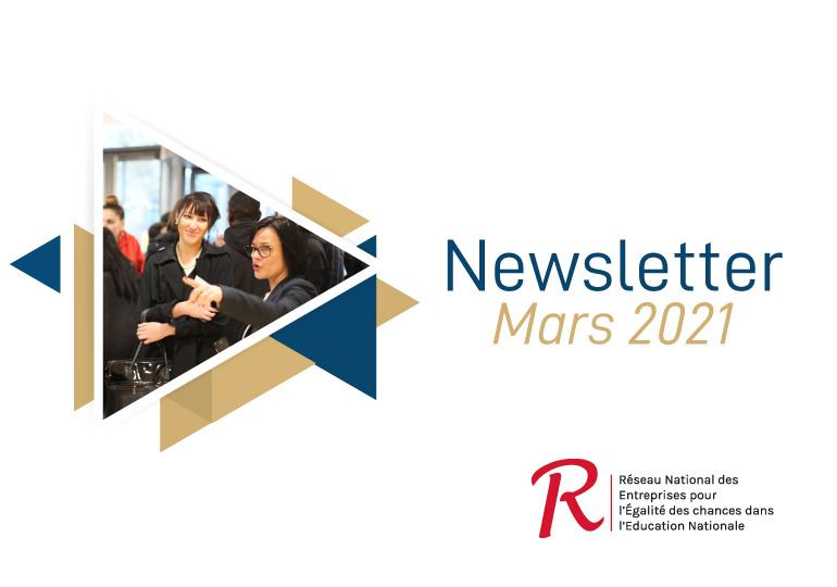 Newsletter – Mars 2021